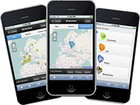 BirdsView mobile app development